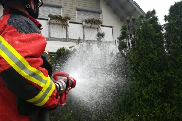 01.08.2020 – B2 Feuer/Rauch Gartengrundstück