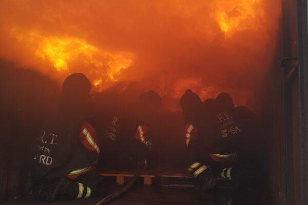 I.F.R.T. International Fire & Rescue Training